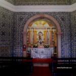 Capela de São Sebastião interno