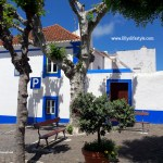 ericeira centro storico portogallo