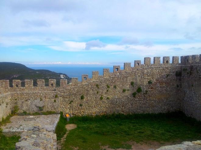 castello sesimbra