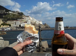 Pranzo ad Amalfi