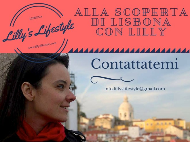 tour lisbona con lilly
