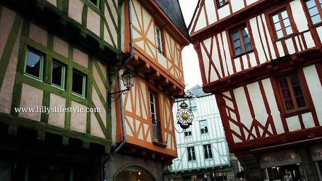 cosa visitare vannes centro storico francia