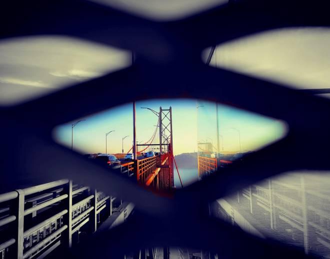 salire sopra il ponte lisbona