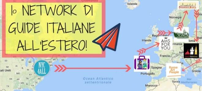 guide turistiche italiane nel mondo