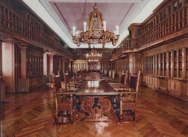 biblioteche di lisbona