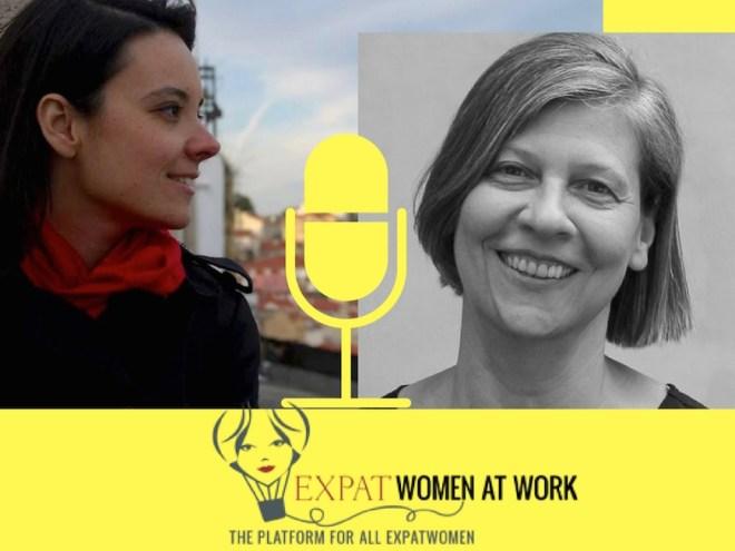 podcast donne emigrate all'estero