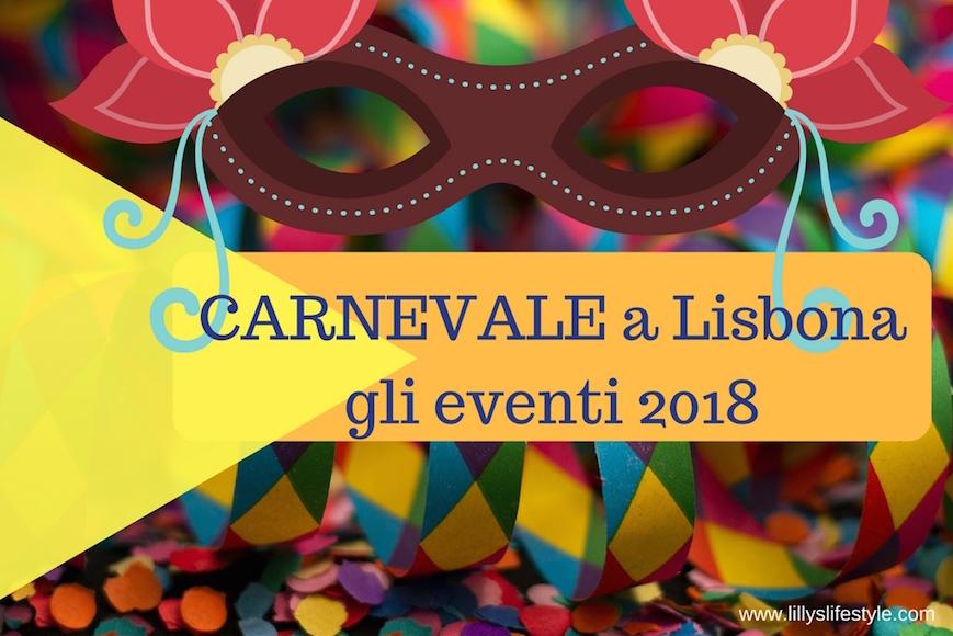 eventi carnevale 2018 a lisbona