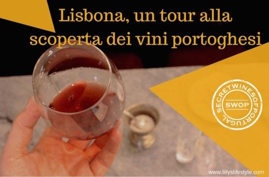 degustazioni vini portoghesi lisbona