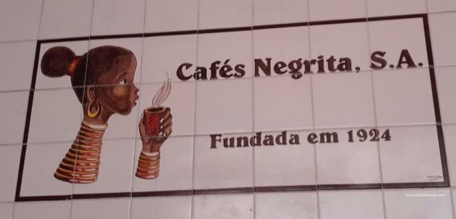 lisbona antica fabbrica caffè