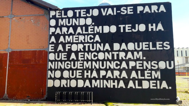 arte urbana lisbona