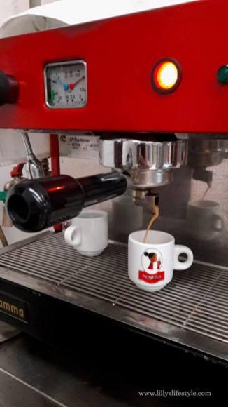 macchina caffè negrita