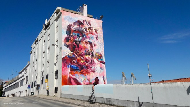 arte urbana lisbona pichiavo
