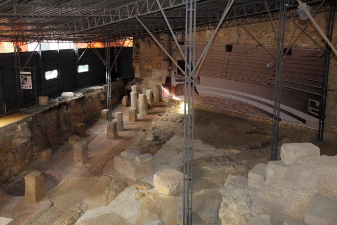 rovine romane lisbona portogallo