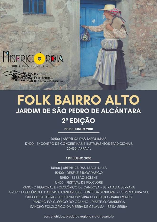 musica folk lisbona portogallo