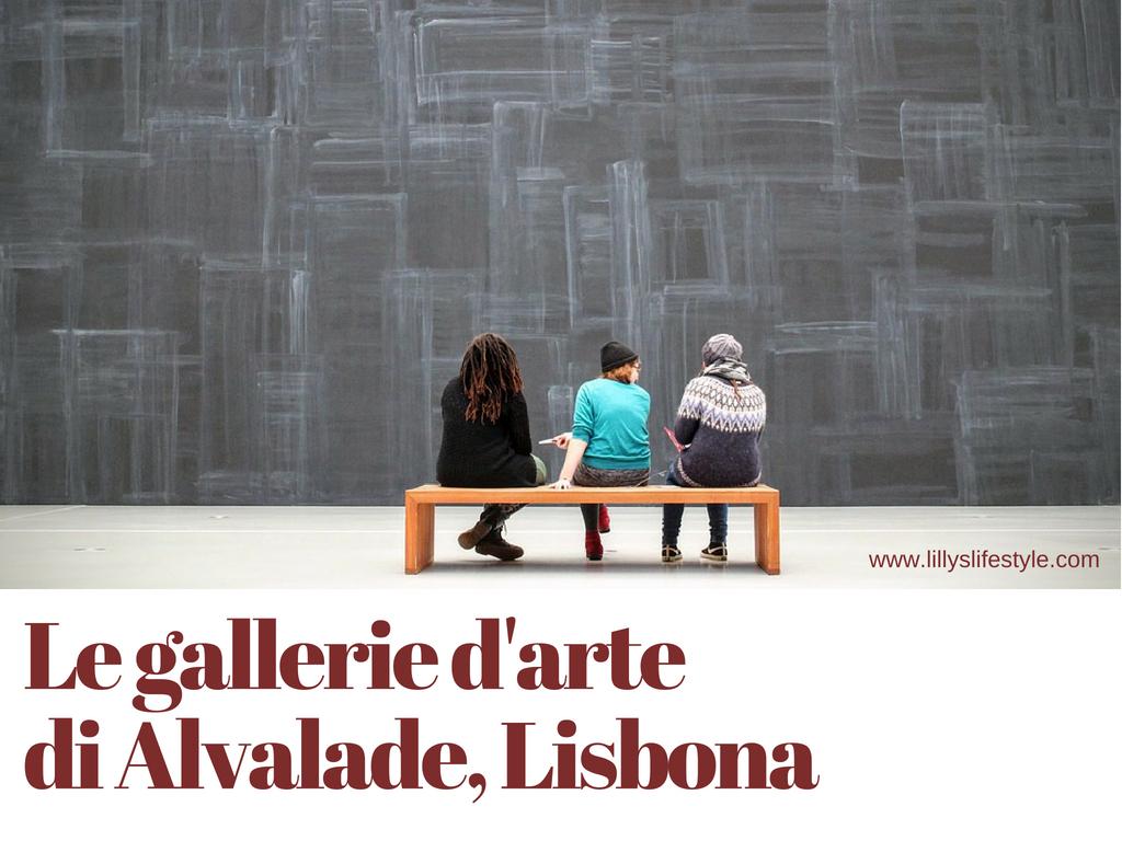 mostre e gallerie arte lisbona