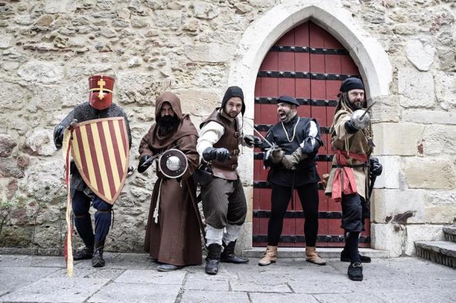 lisbona medievale castello