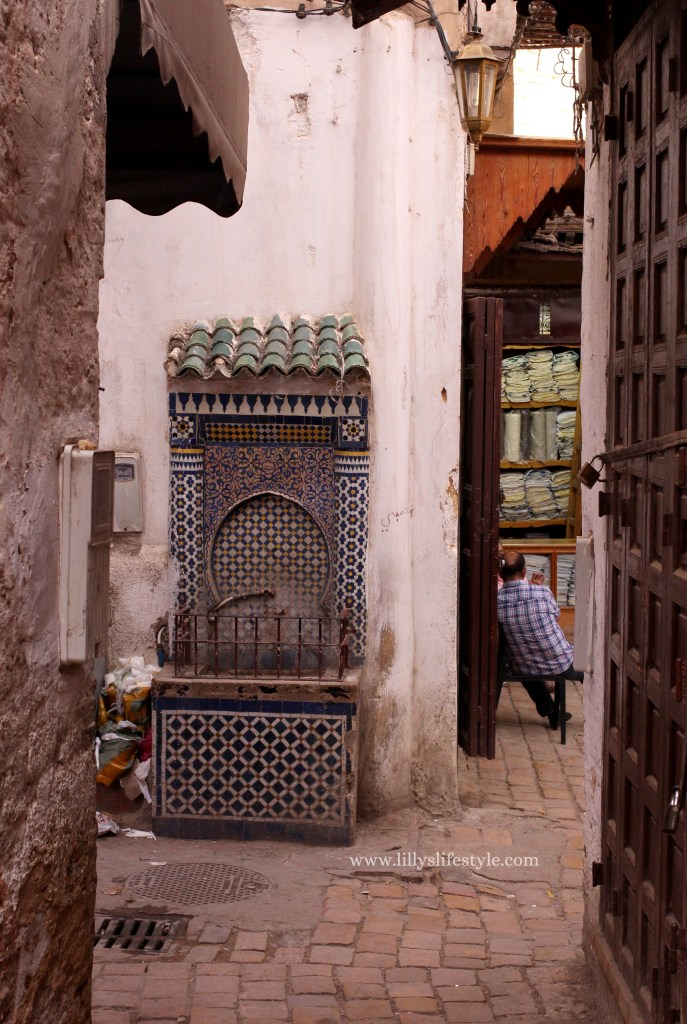 cosa fare a fez fes marocco