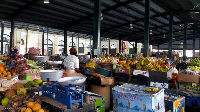 visitare mercato maputo mozambico