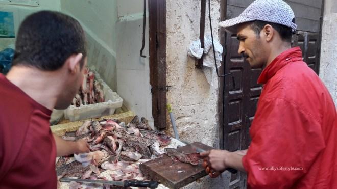 mercati medina fes marocco