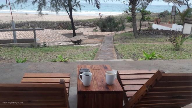 spiaggia tofo dove dormire