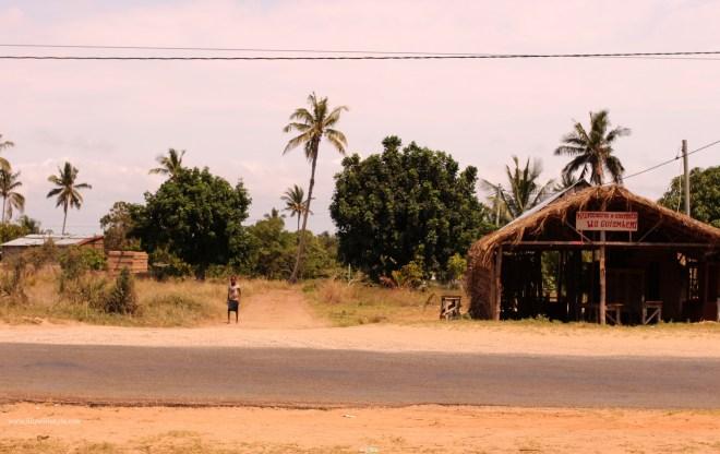 guidare in mozambico