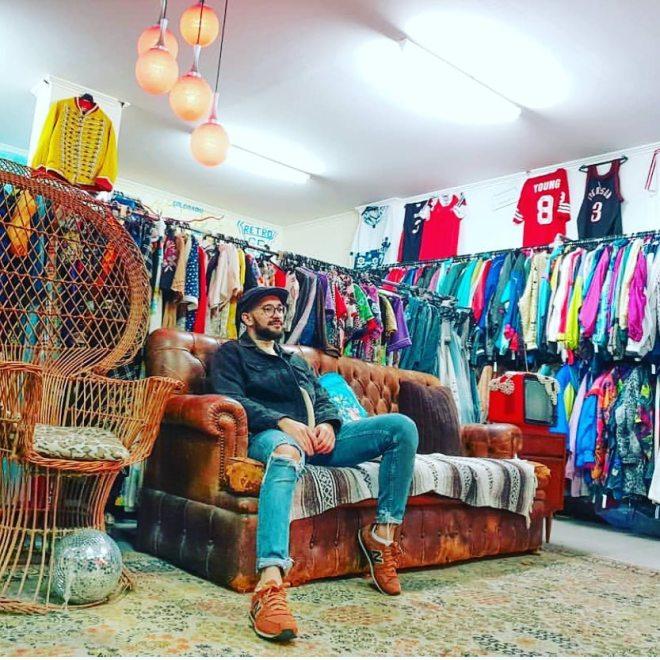 negozio moda vintage lisbona