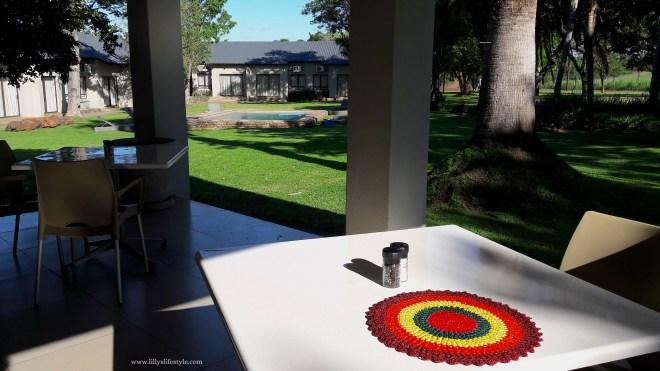 ristorante hamilton's lodge sudafrica