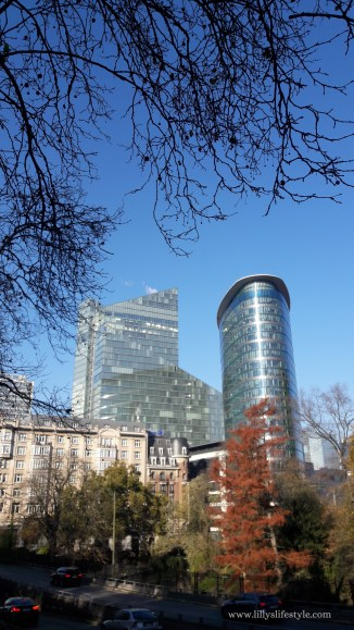 bruxelles grattacieli