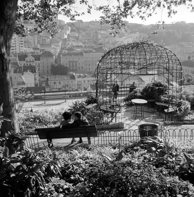 belvedere lisbona i giardini