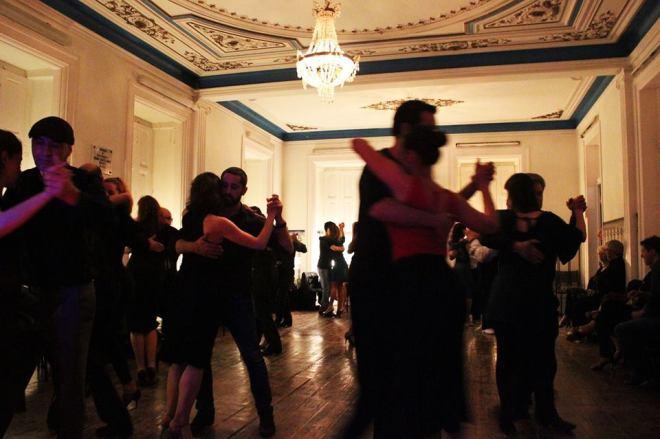 ballare milonga a lisbona