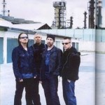 U2 location album barreiro