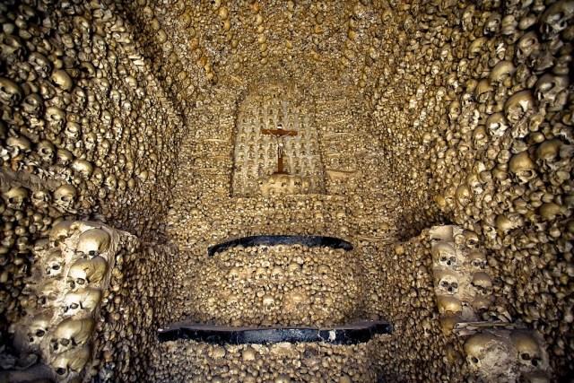 Capela dos Ossos de Alcantarilha