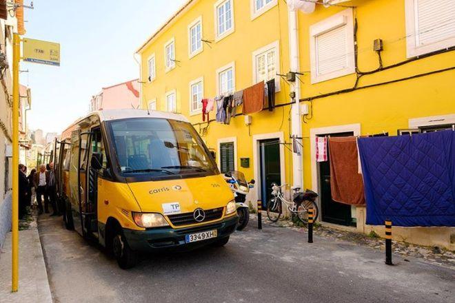 lisbona trasporti pubblici