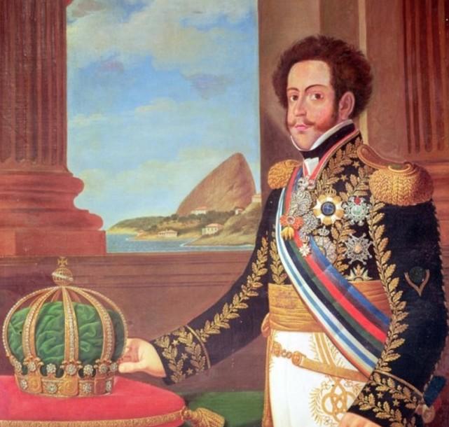 re portogallo imperatore brasile