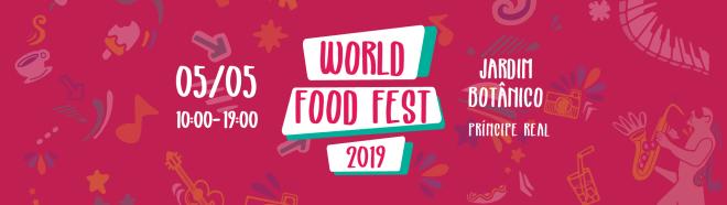 World Food Fest giardino cibo Lisbona