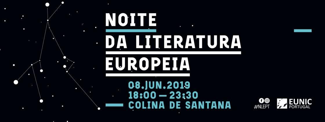 lisbona notte della letteratura europea