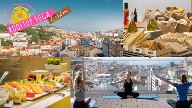 lisbona yoga brunch