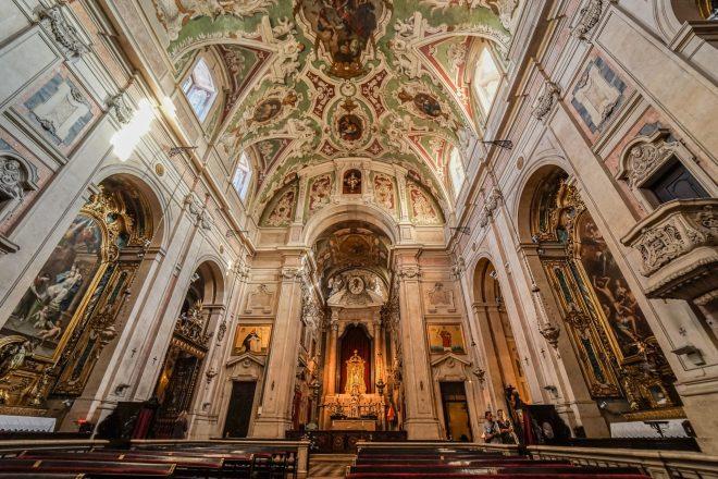 chiese imperdibili lisbona