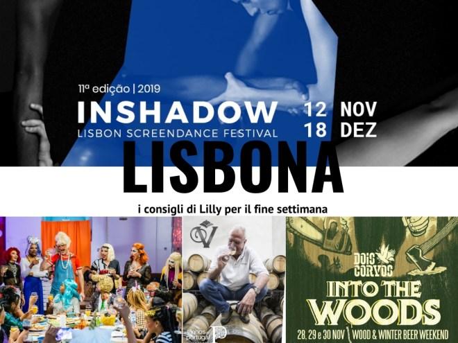 eventi novembre dicembre 2019 lisbona