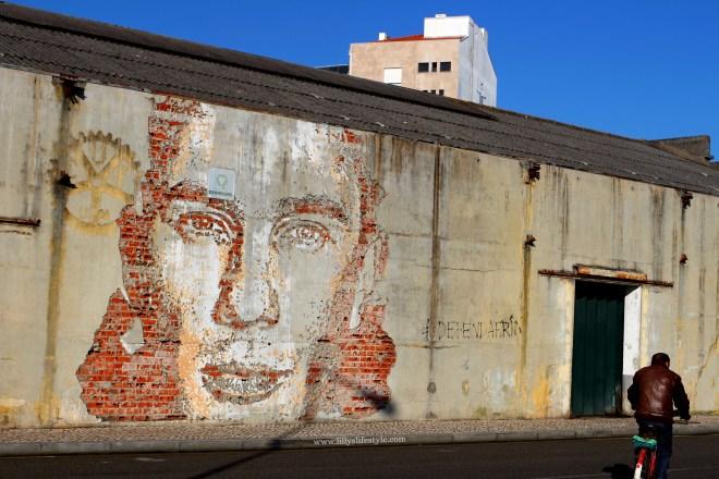 arte urbana aveiro