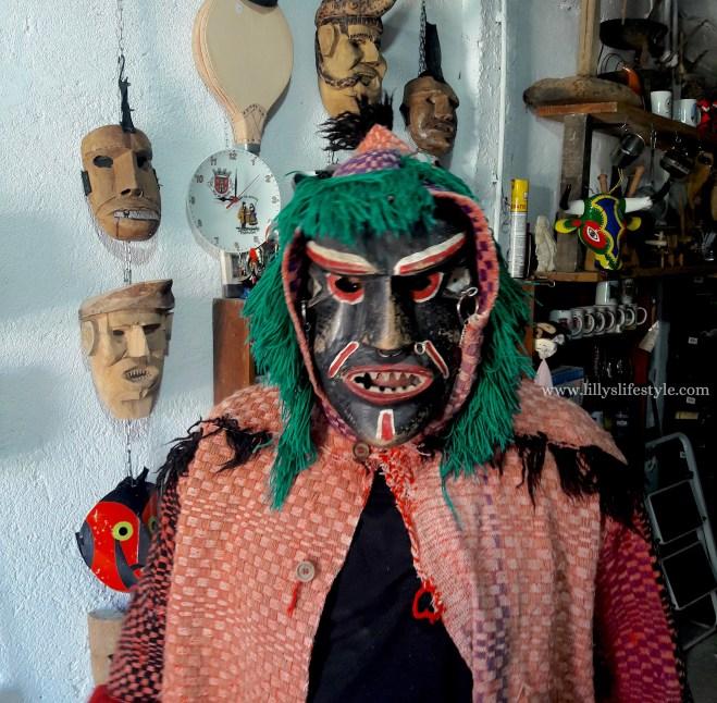 maschera VILA BOA DE OUSILHÃO