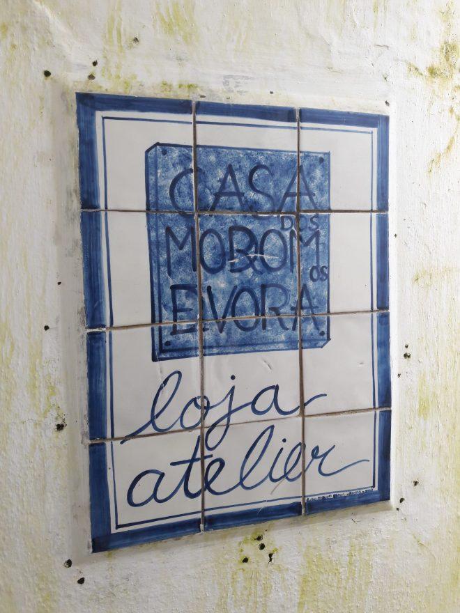 atelier ceramica azulejos brotas portogallo