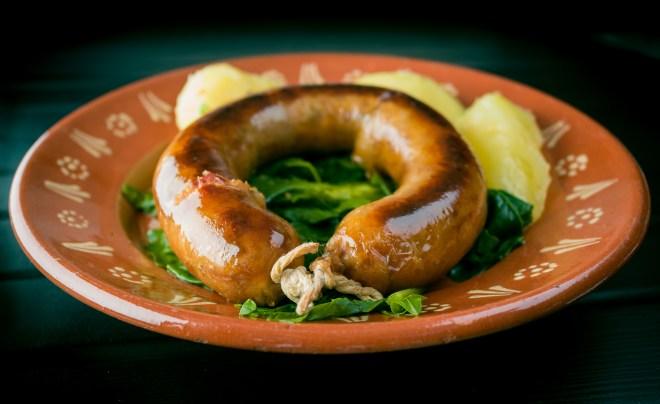 salsiccia bianca portoghese