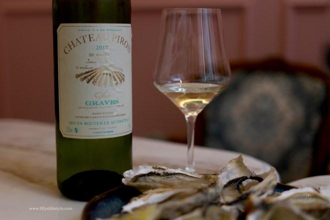 vini francesi e ostriche di setubal a lisbona