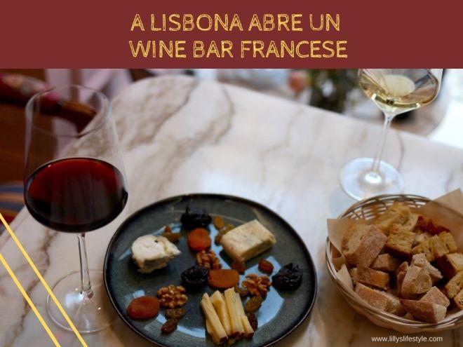 dove bere vino francese a lisbona