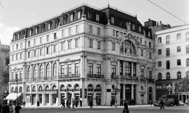 hotel storici lisbona
