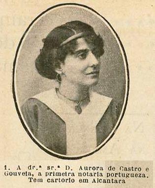 Aurora Teixeira de Castro e Gouveia