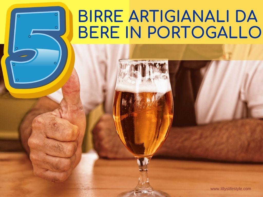 birre artigianali portoghesi