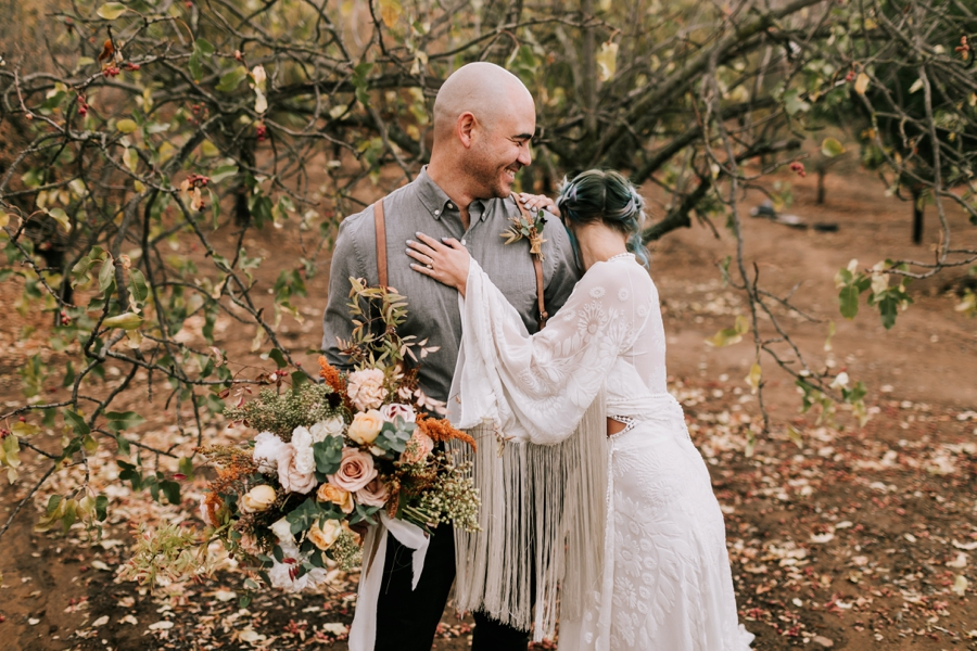 Wolf Feather Honey Farm Vow Renewal Lillywhite