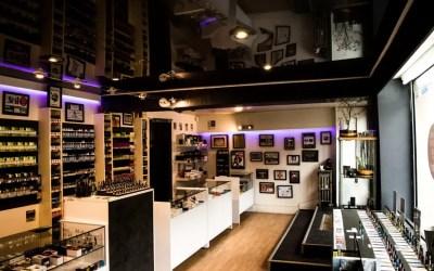 Aménagement de boutique : Le Juicebox